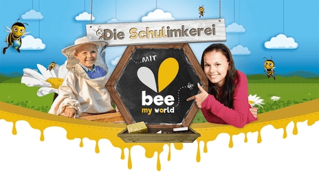 Schulimkerei mit bee-my.world e.V.