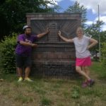 Besuch bei Undine Westphal