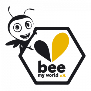 bee-my.world eV logo