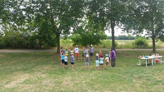 Aktivitäten mit Kindern